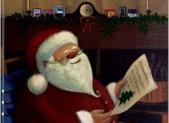 Le Père Noël répond aux enfants
